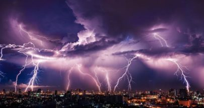 المرحلة الثانية من العاصفة: جوّ كانوني وامطار طوفانية حتى هذا التاريخ! image