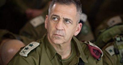 قائد الأركان الإسرائيلي يهدد إيران من حدود سوريا image