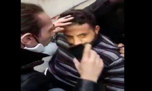 بالفيديو جرحى في إشكال بين القوى الامنية ومحتجين أمام الاونيسكو image