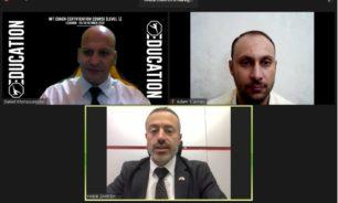 دورة دولية للمدربين نظمها الاتحاد اللبناني للتايكواندو image