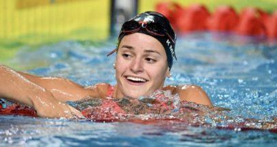السباحة الأسترالية الشابة كيلي مكيوين تسجل رقما قياسيا عالميا جديدا image