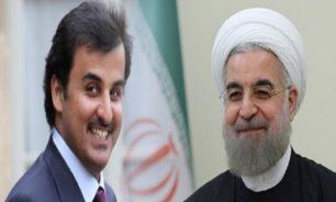 روحاني لتميم: لدينا إرادة للحوار والتفاهم وإقامة علاقات أخوية مع دول الخليج image