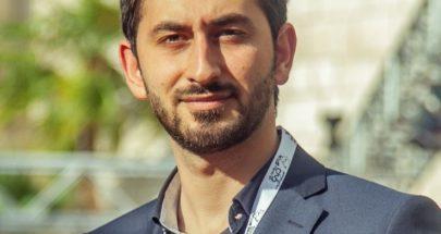خريج اللبنانية كامل حرب فاز بالجائزة الثانية في مسابقة سينمائية image