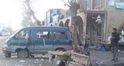 أفغانستان: 17 قتيلا وأكثر من 50 جريحا بانفجارين وسط البلاد image