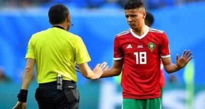 نادي شالكه يوقف لاعبيه المغربي حارث والجزائري ابن طالب image