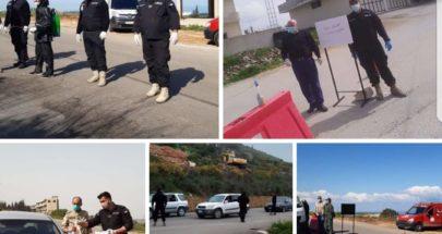 بلدية مشحا عرضت نشاطاتها منذ بدء الجائحة image