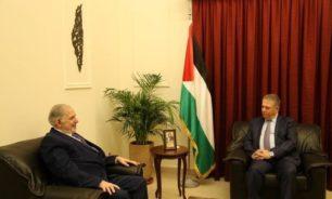 دبور بحث وسفير جنوب افريقيا في لبنان وسوريا في تطورات المنطقة image