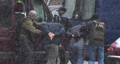 اعتقال نحو 250 شخصا خلال احتجاجات في مينسك image