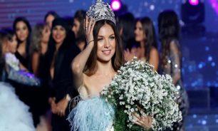 بالصور... ملكة جمال لبنان تظهر مفاتنها لتشجيع السياحة! image