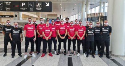 منتخب لبنان للسلة إلى نهائيات كأس آسيا image