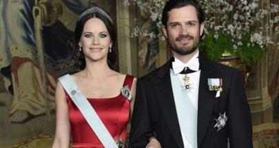 كورونا يصيب الأمير السويدي وزوجته image