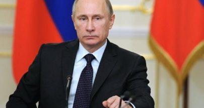 بوتين يشيد بشجاعة رئيس وزراء أرمينيا في ملف قره باغ image