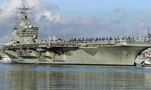 البحرية الأميركية تكشف سبب عودة حاملة الطائرات للخليج image