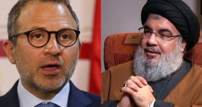 كيف يُترجم حزب الله دعمه لباسيل؟ image