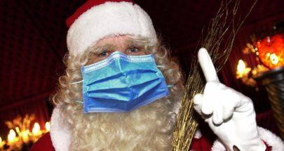 إرفعوا الحجر عن اللبنانيين فقد أتى زمن الميلاد زمن الفرح image