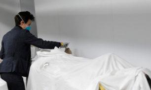 بسبب كورونا... الجثث تخلق أزمة في نيويورك image
