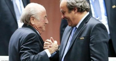 توسيع التحقيق في قضية بلاتر وبلاتيني بتهم الاحتيال image