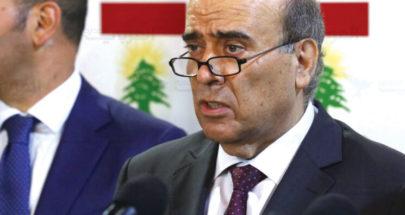 وهبه أثار مع الشامسي قضية الموقوفين اللبنانيين في الامارات image