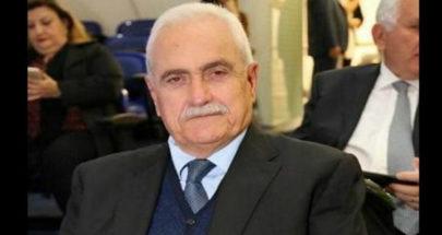 عسيران: مشكلة لبنان لم تعد تكمن بمساعدات إنسانية انما بوحدة وطنية image