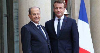 فرنسا تعود الى لبنان فقط فوق الركام !؟ image