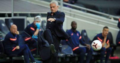 مورينيو ينتقد أداء فريقه رغم التأهل image