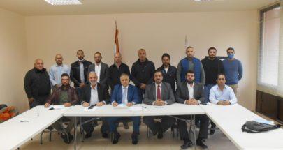 لجنة ادارية جديدة لاتحاد الـMMA... محمد داغر رئيسا image