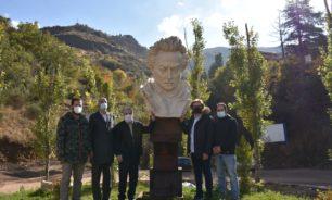 إزاحة الستار عن النصب التذكاري لجبران خليل جبران في بشري image