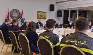منتدى حوار بيروت: لاعتماد التدقيق الجنائي وتحديد المسؤوليات image
