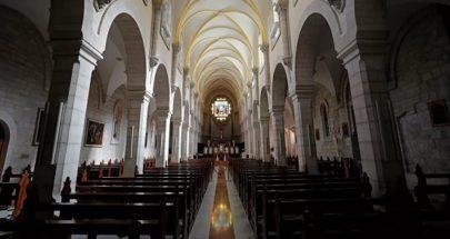 الرئاسة الفلسطينية تدين محاولة إحراق كنيسة الجثمانية بالقدس image