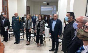 ممثل قائد الجيش: حقوق اللبنانيين لا يمكن التفريط بها مهما غلت التضحيات image
