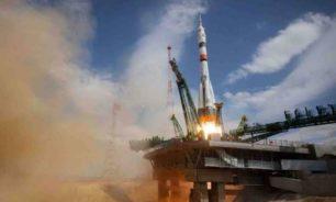 إطلاق قمر إماراتي للمراقبة العسكرية بواسطة صاروخ سويوز image