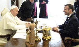 فرنسا والفاتيكان عاجزتان عن إنقاذ لبنان... فتش عن اميركا image
