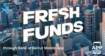 Fresh Funds... السحوبات النقدية بالدولار الأميركي image