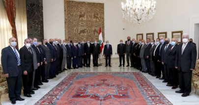 الرئيس عون: سنبذل كل الجهد لاستعادة ثقة المجتمع الدولي image
