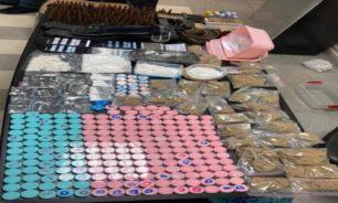 مداهمة منزل تاجر مخدّرات في الضاحية الجنوبية image