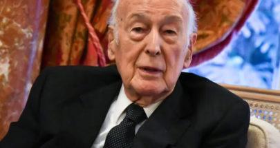 وفاة الرئيس الفرنسي الأسبق فاليري جيسكار ديستان image