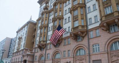 السفارة الأميركية بموسكو تدعو مواطنيها لتجنب أماكن المظاهرات المتوقعة image