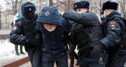 الشرطة الروسية تعتقل العشرات وسط دعوات للتظاهر دعما لنافالني image