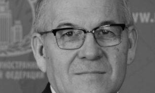 وفاة السفير الروسي لدى الإمارات image