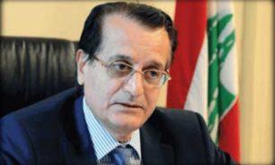 منصور: نتمنى ان تنحصر هذه الاحتجاجات في إطارها المعيشي وأن لا تحمل أبعادا image