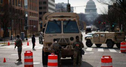 توقيف مسلّح مدجّج بالذخيرة في محيط مبنى الكابيتول في واشنطن image