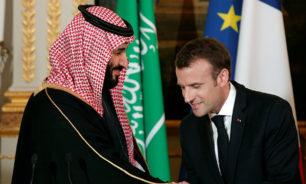 ضجة بسبب جملة منسوبة لولي العهد السعودي خلال مكالمة مع الرئيس الفرنسي image