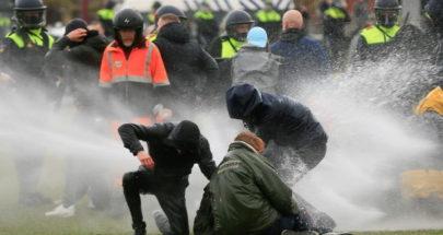 وزير المال الهولندي: الحكومة لن تتراجع أمام مثيري الشغب image
