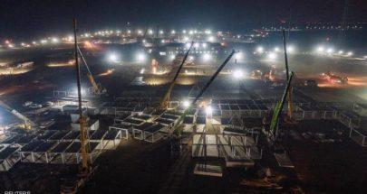 الصين تبني مستشفى جديدا لعلاج مرضى كورونا image