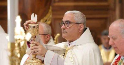 البابا فرنسيس يعيّن المطران علوان مستشاراً في المجلس الحبري image