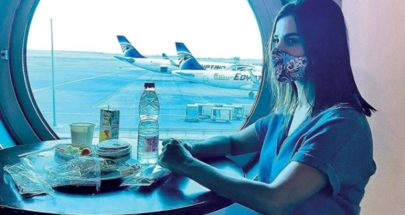 رانيا منصور: أحب الطهي لكنني لا أقف كثيراً في المطبخ image