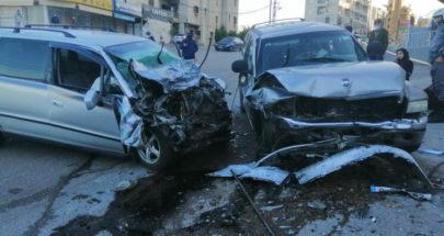 بالفيديو: حادث سير مروّع على طريق المطليب - المتن image
