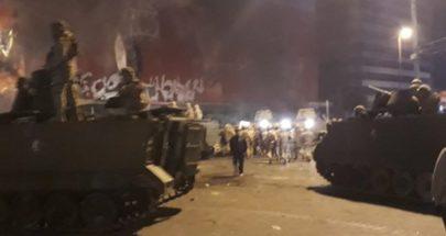 ضباط مصابون في مواجهات طرابلس... حال بعضهم حرجة image