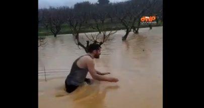 بالفيديو... سباحة كانونية في تكريت عكار! image