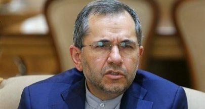 إيران: نحتفظ بحقّنا في الرد على التهديدات الإسرائيلية image
